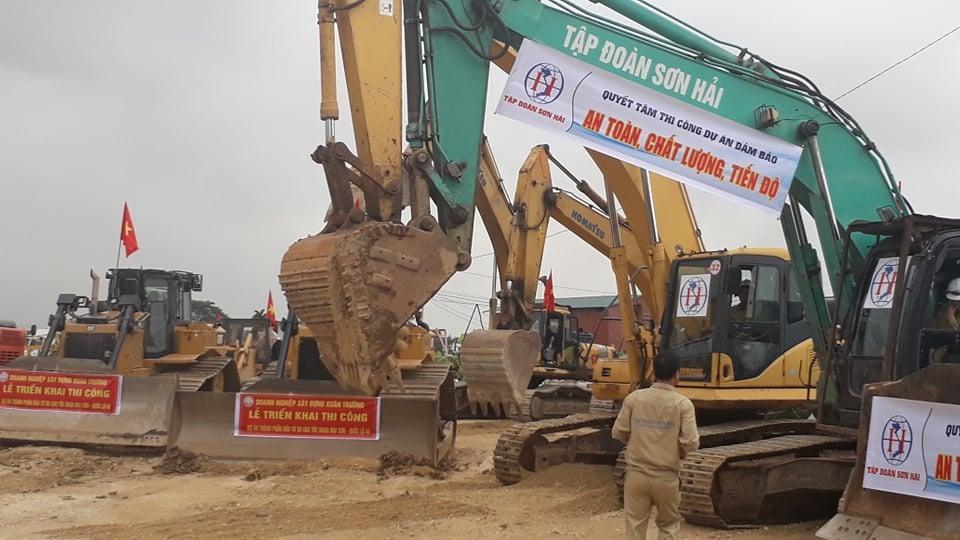 Dự án cao tốc Mai Sơn - Quốc lộ 45 đi qua địa phận 2 tỉnh: Ninh Bình, Thanh Hóa có chiều dài khoảng 63,37km, trong giai đoạn hoàn chỉnh được xây dựng theo quy mô 6 làn xe; phân kỳ giai đoạn 1 xây dựng 4 làn xe hạn chế. Tổng mức đầu tư giai đoạn 1 là 12.111 tỉ đồng, trong đó chi phí xây dựng và thiết bị 7.684 tỉ đồng. Đây là một trong 3 dự án thành phần của cao tốc Bắc-Nam được chuyển đổi từ phương thức đầu tư đối tác công-tư.