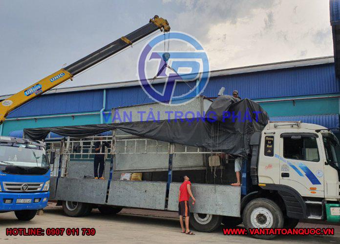 vận chuyển hàng hóa tphcm